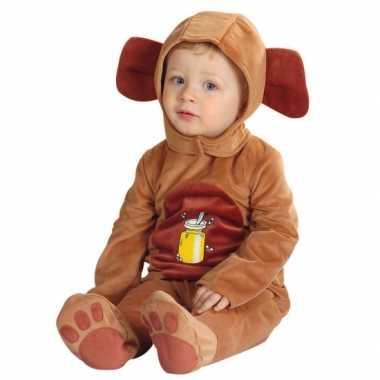 Beren carnavalskleding baby