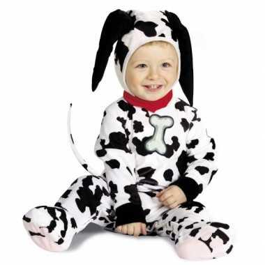 Dalmatier carnavalskleding baby