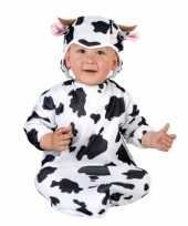Baby carnavalskleding koe